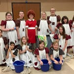 Young actors will bring 'Annie Jr.' to the stage