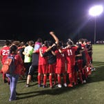 Spring Fling: Loudon soccer in state tournament for first time