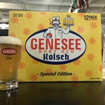 Genesee Ruby Red Kolsch is the beer of the summer