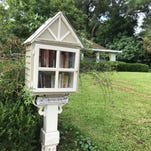Two new Pensacola Little Free Libraries pop up in neighborhoods