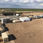 Tornillo shelter for unaccompanied immigrant children