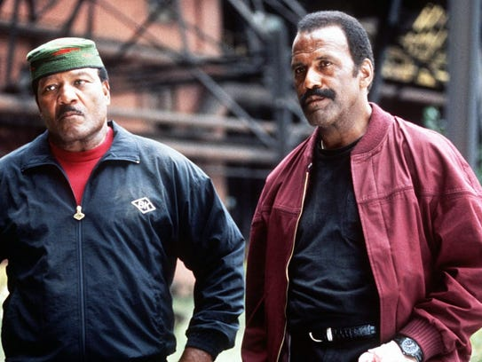 "Fred WIlliamson, right, portrayed John Bookman in ""Original"