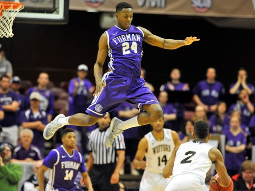 Furman, Wofford on verge of real rivalry