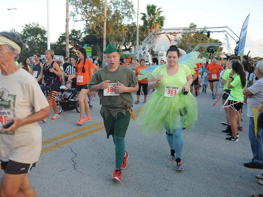 Ghostly Gecko 5k Oct 24, 2015