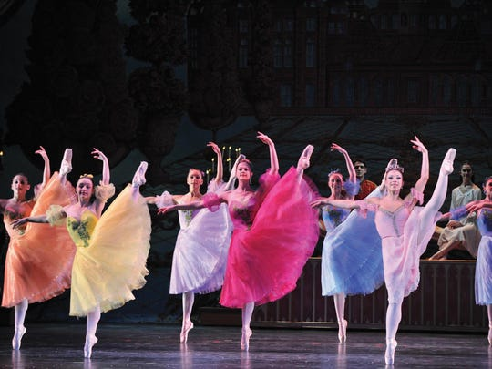 New Jersey Ballet will be accompanied by the New Jersey