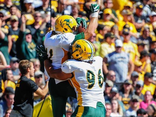 NCAA Football: North Dakota State at Iowa