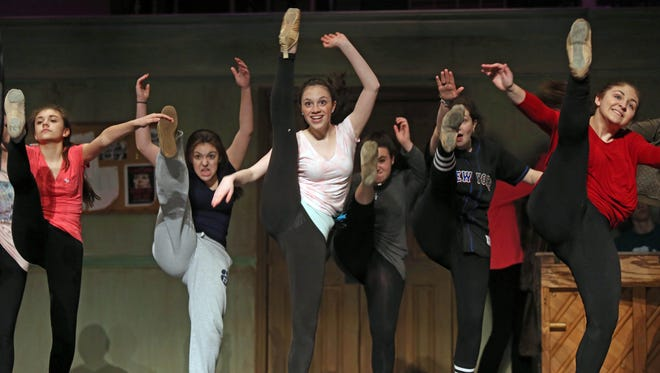 """Billy Elliot"" makes its national high school premiere at Archbishop Stepinac High School in White Plains, with performances are 7:30 p.m., May 1, 2, 8, 9; 2 p.m., May 10."
