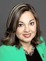 Azuri Gonzalez, director of UTEP's Center for Civic