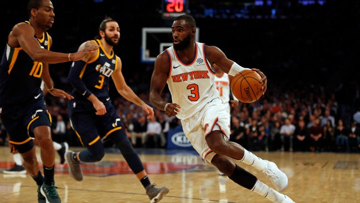 Knicks Starting Five: It's all fun after summer makeover