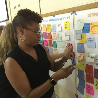 Bridget Childs posts her views on ideas for services
