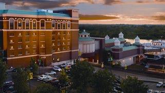 Grand Station Casino and Hotel in Vicksburg