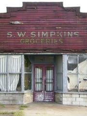 The former S.W. Simpkins Groceries on Shelby Avenue could become a high-end clothing boutique.