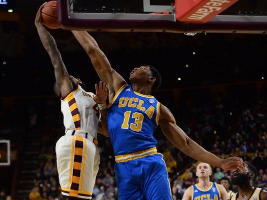 UCLA at Arizona State