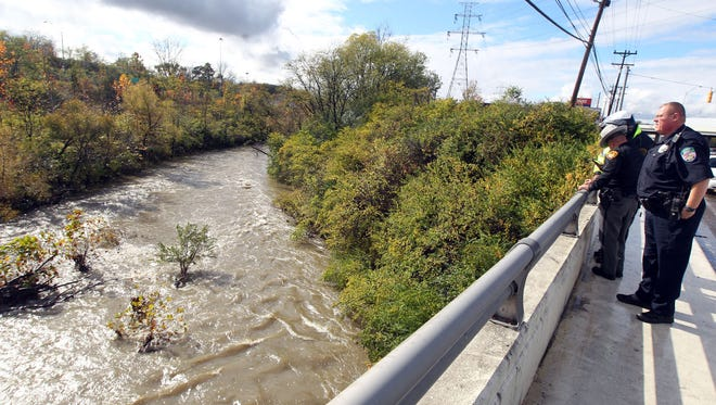 Four bodies have been pulled from the Mill Creek this summer. Police say the deaths are not connected.