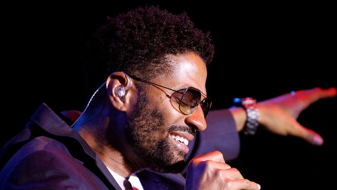 Milwaukee native Eric Benet released a self-titled album Friday.