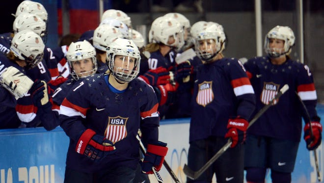 Current USA Hockey players have been subject to U.S. Anti-Doping Agency testing for months and in many cases years.