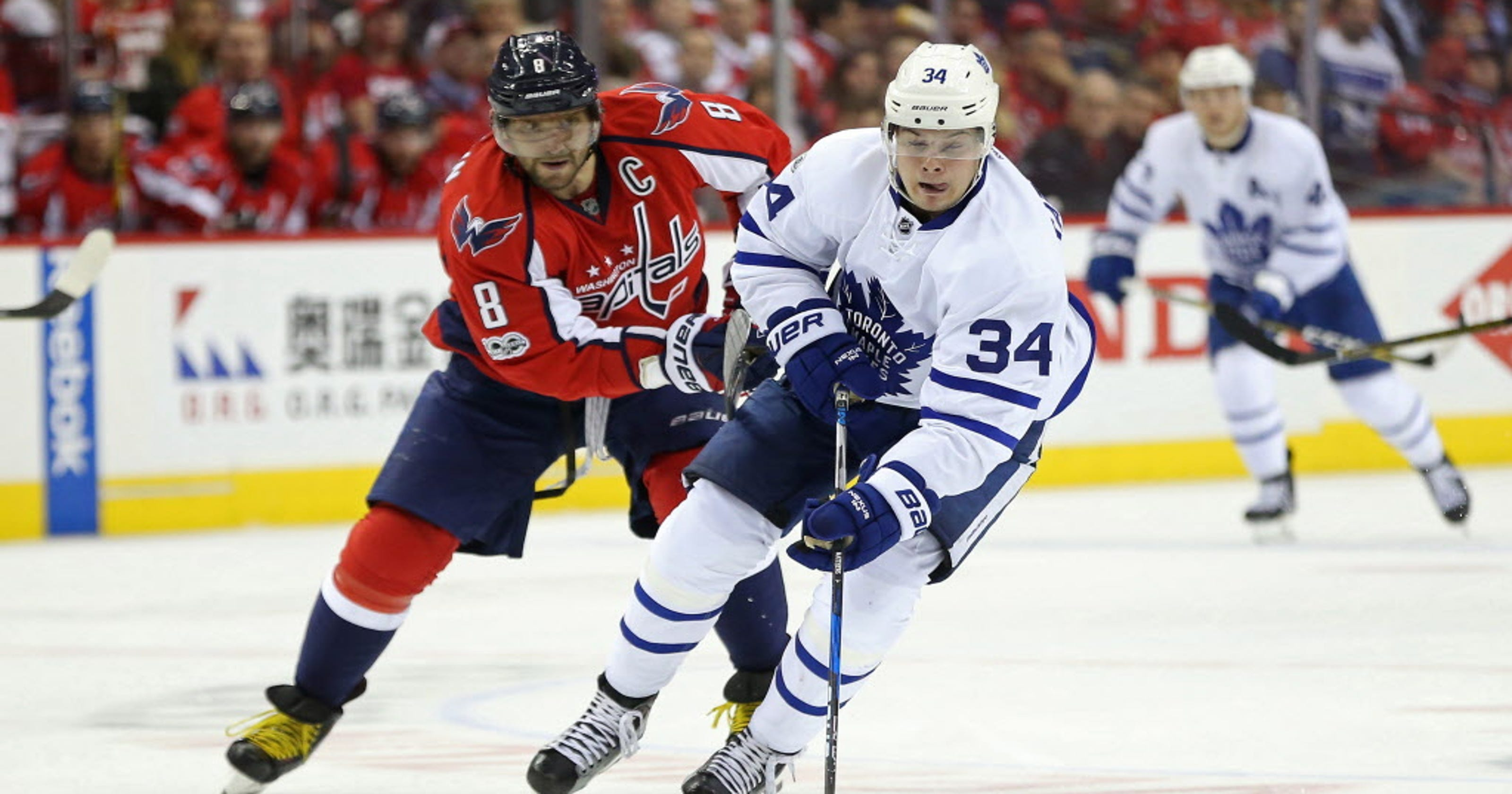 pretty nice 97d31 3ee4e Report: Capitals to host Maple Leafs in outdoor game at ...