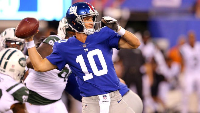 Want to see Eli Manning play at a Giants game at MetLife Stadium? At the moment there are no tickets available for 2017 games for less than $100.
