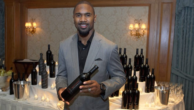 Charles Woodson is bringing his wines to two events in Wisconsin this week.
