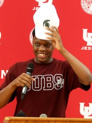 Point guard Cassius Winston helped lead University