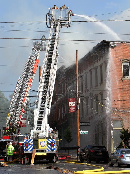 WAPPINGERS FALLS FIRE