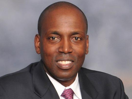 Spring Valley Trustee Vilair Fonvil remains at odds with Mayor Demeza Delhomme.