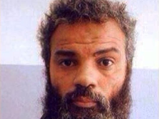 This undated file image obtained from Facebook shows Ahmed Abu Khattala, who was captured by U.S. special forces on June 15, 2014.