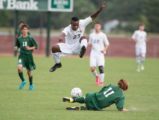 The Bayside champion Clippers look to hurdle over Chesapeake this afternoon 5 p.m.