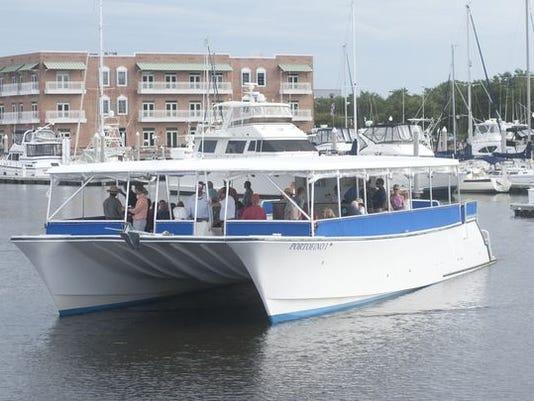 Pensacola Beach Ferry