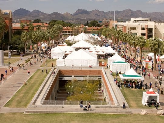 The Spring Fling is a staple in the UA and Tucson community.