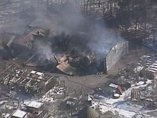 A fire at the Wildlife in Need facility in southern Indiana killed 41 animals.