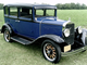 1931 Dodge Brothers four-door sedan: This classic car