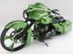 2010 Harley-Davidson FLHX custom motorcycle: Nicknamed