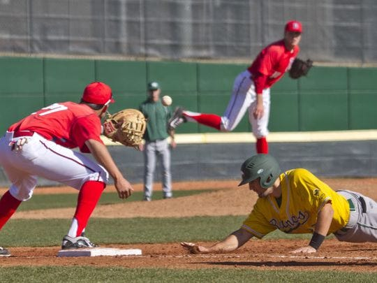 Expectations are high for the Dixie State baseball