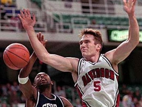 Red Bank's Mark Donnelly went on to play at Davidson.