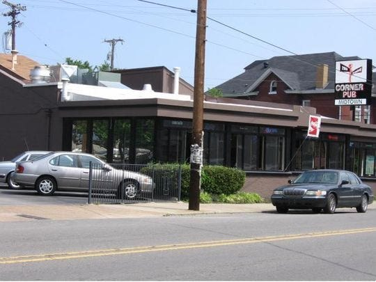 Vanderbilt University now owns the property where the Corner Pub Midtown is located.