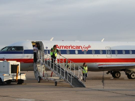 American Airlines now officially will be flying direct to Roswell and Phoenix.