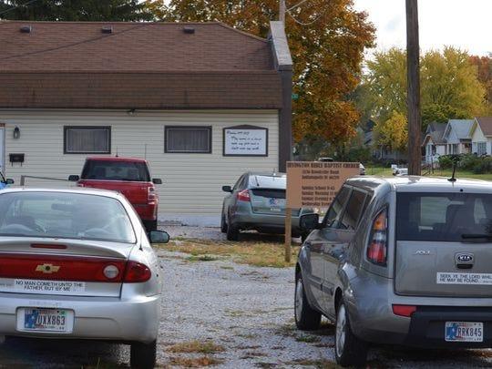 Robert Jaynes Jr. founded Irvington Bible Baptist Church in 1998.