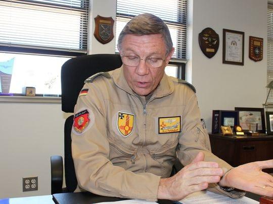 Col. Heinz-Josef Ferkinghoff