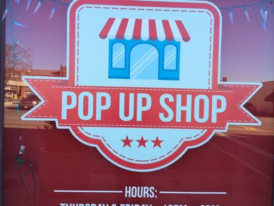 The Pop Up Shop won for Best Business Development in