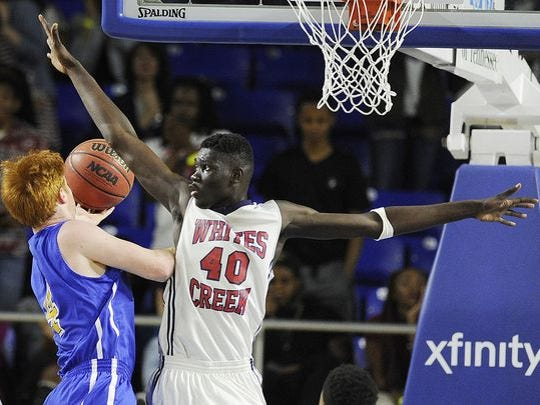 Former Whites Creek basketball standout Ruot Monyyong has signed with Arkansas-Little Rock.