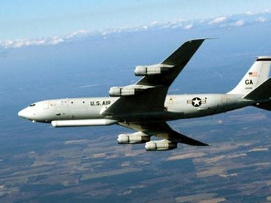 The E-8C Joint Surveillance Target Attack Radar System