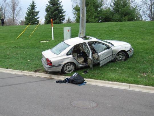 Police said five Washtenaw County residents abanonded