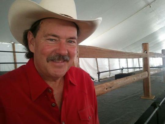 Cowboy Symposium Music Director Dave Alexander.