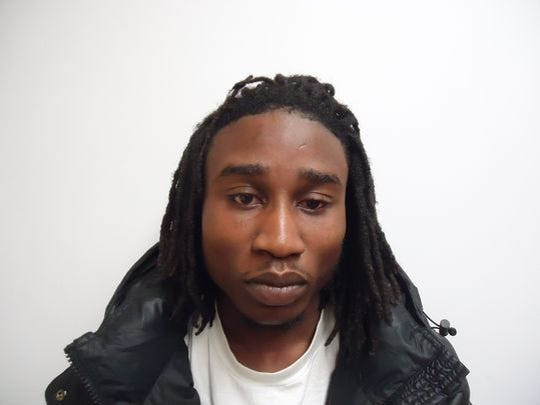 Accused murder Daquan Dickerson.