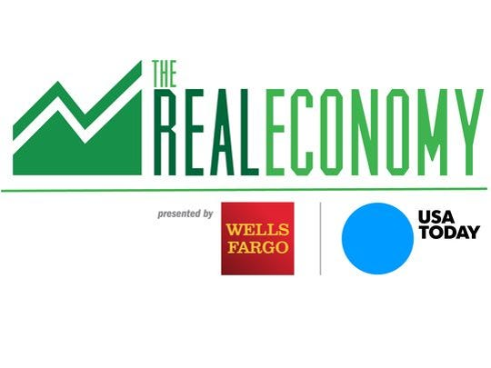The Real Economy presented by Wells Fargo and USA TODAY.