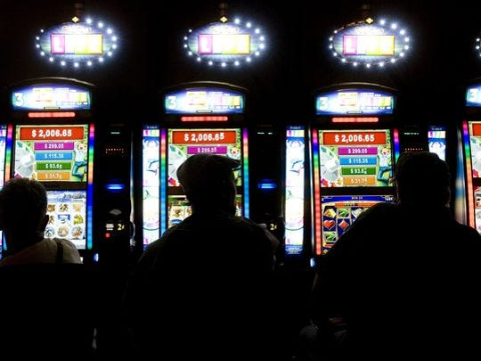 Casino Arizona is smaller than its sister location,