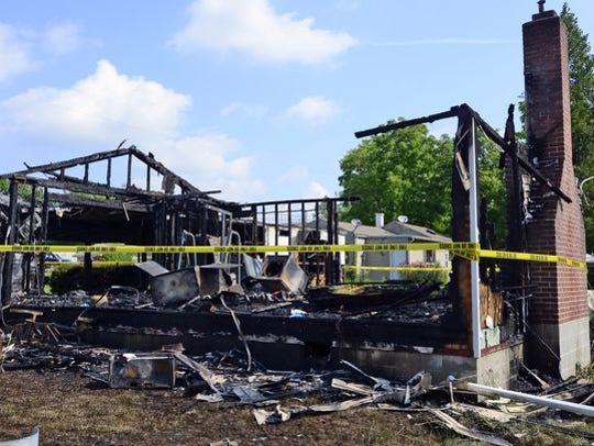 Keith Izer pleaded guilty to arson for torching his