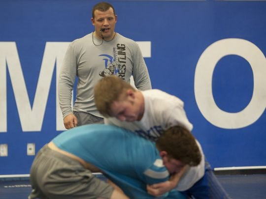 Being one of the youngest teams last year, Dixie looks to use all that experience to their advantage this year as the Flyers return 30 wrestlers from last year's team including stars Hobbs Nyberg (160) and Cutler Thomas (195).