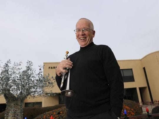 Trumpet player Mick Hesse says the annual Best Brass